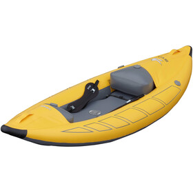 NRS STAR Viper Inflatable Kayak yellow